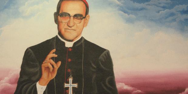 Mural Dom Oscar Romero