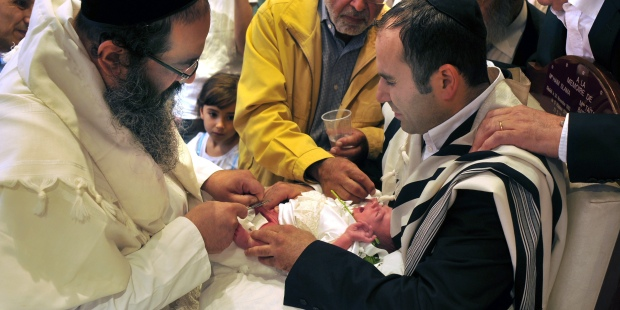CIRCUMCISION BABY