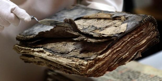 IRAQ OLD BOOK