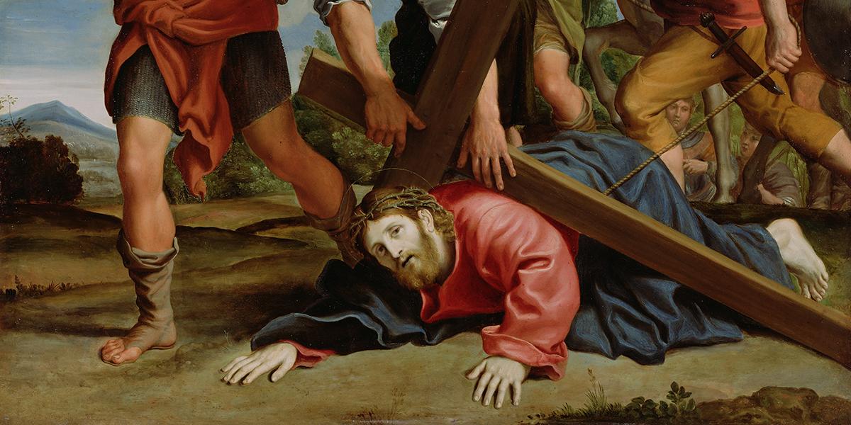 MĘKA JEZUSA
