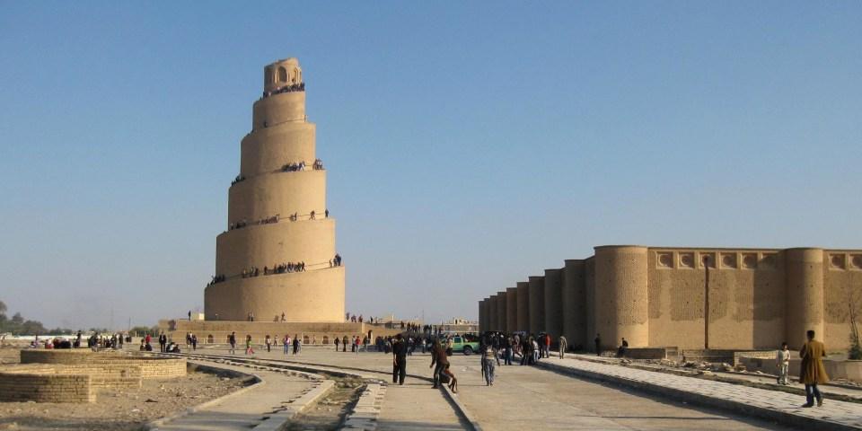 Irak : le centenaire d�un pays morcel� � l�agonie