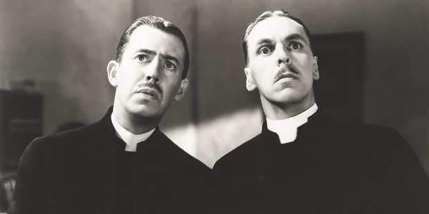 TWO SOLEMN PRIESTS