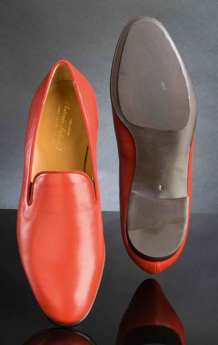CHAUSSURES ROUGES PAPE