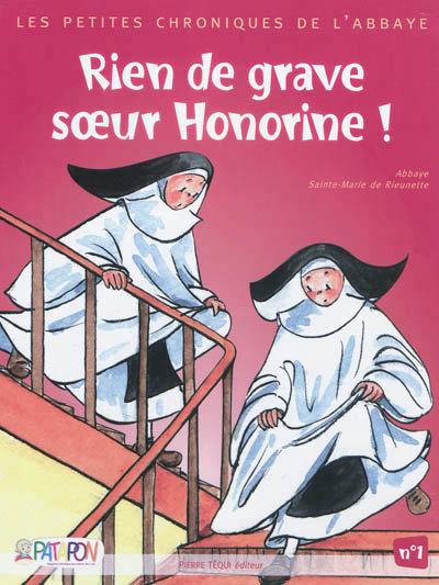 PETITES CHRONIQUES DE L'ABBAYE