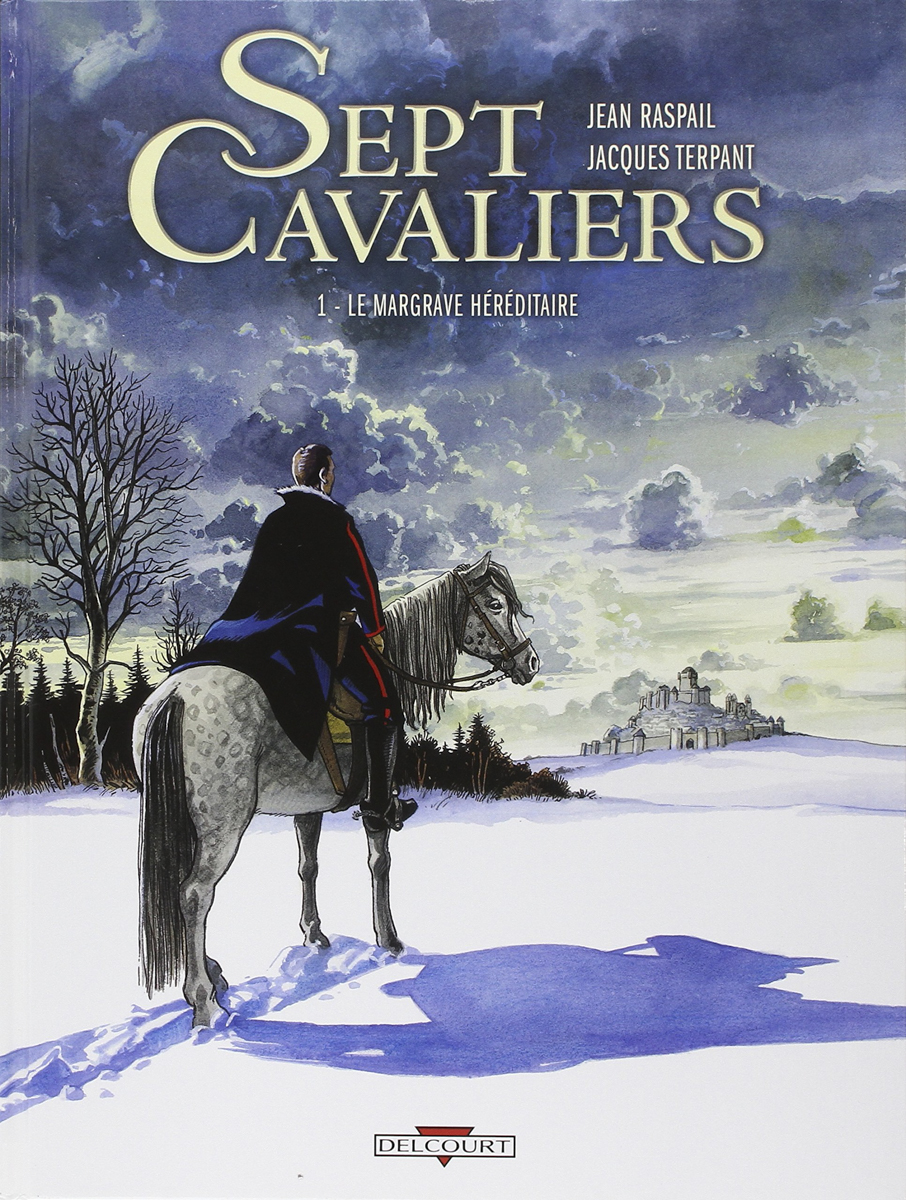 SEPT CAVALIERS T01 LE MARGRAVE HEREDITAIRE