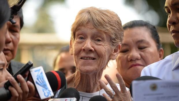 AUSTRALIAN CATHOLIC NUN SISTER PATRICIA FOX