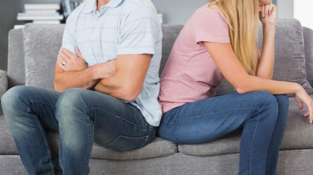 COUPLE DIVORCE