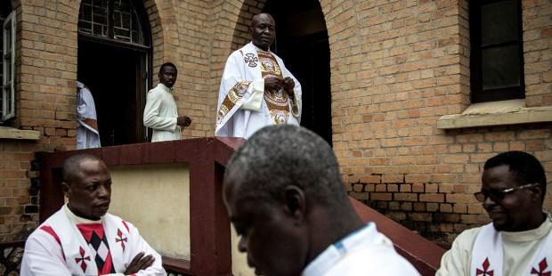 CONGO MARTYRS
