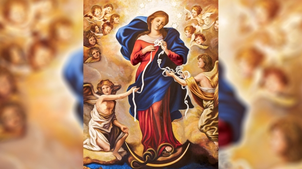 MARY, UNTIER OF KNOTS