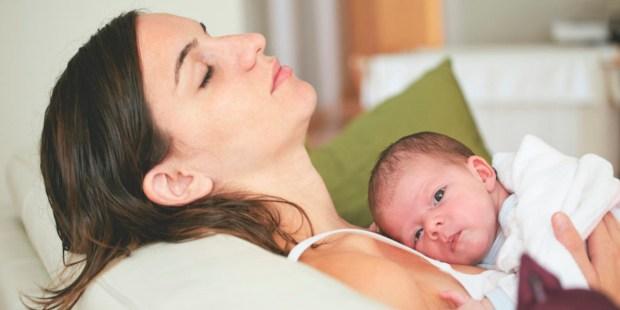 MOM,BABY,SLEEP
