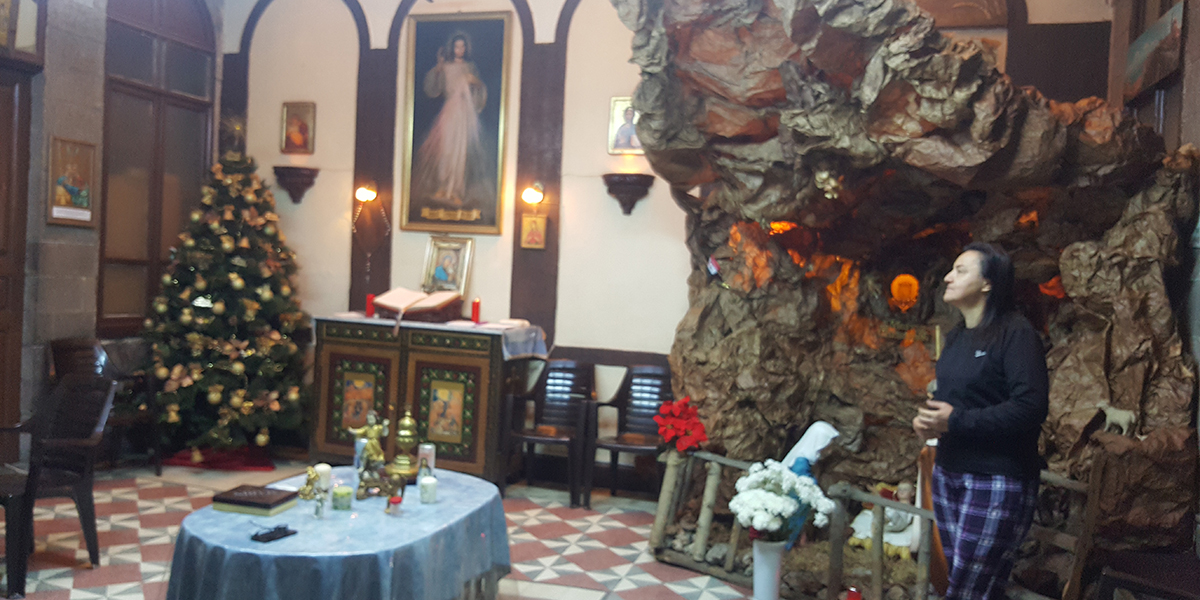 OUR LADY OF SOUFANIEH