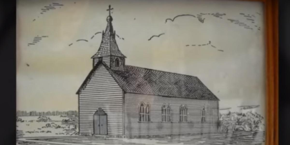 ST. MARTINS,SMALLEST,CHURCH