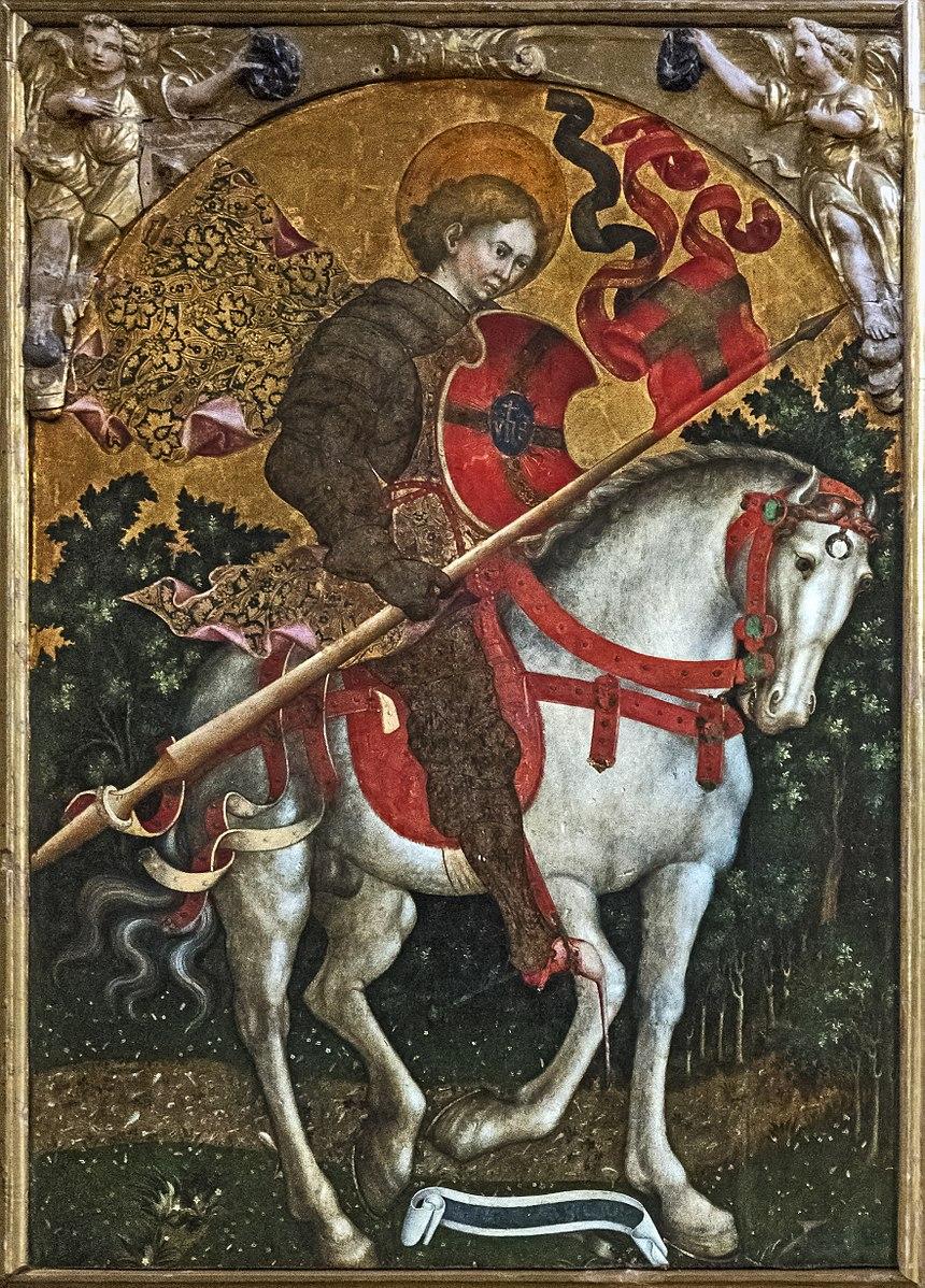 Saint Chrysogone