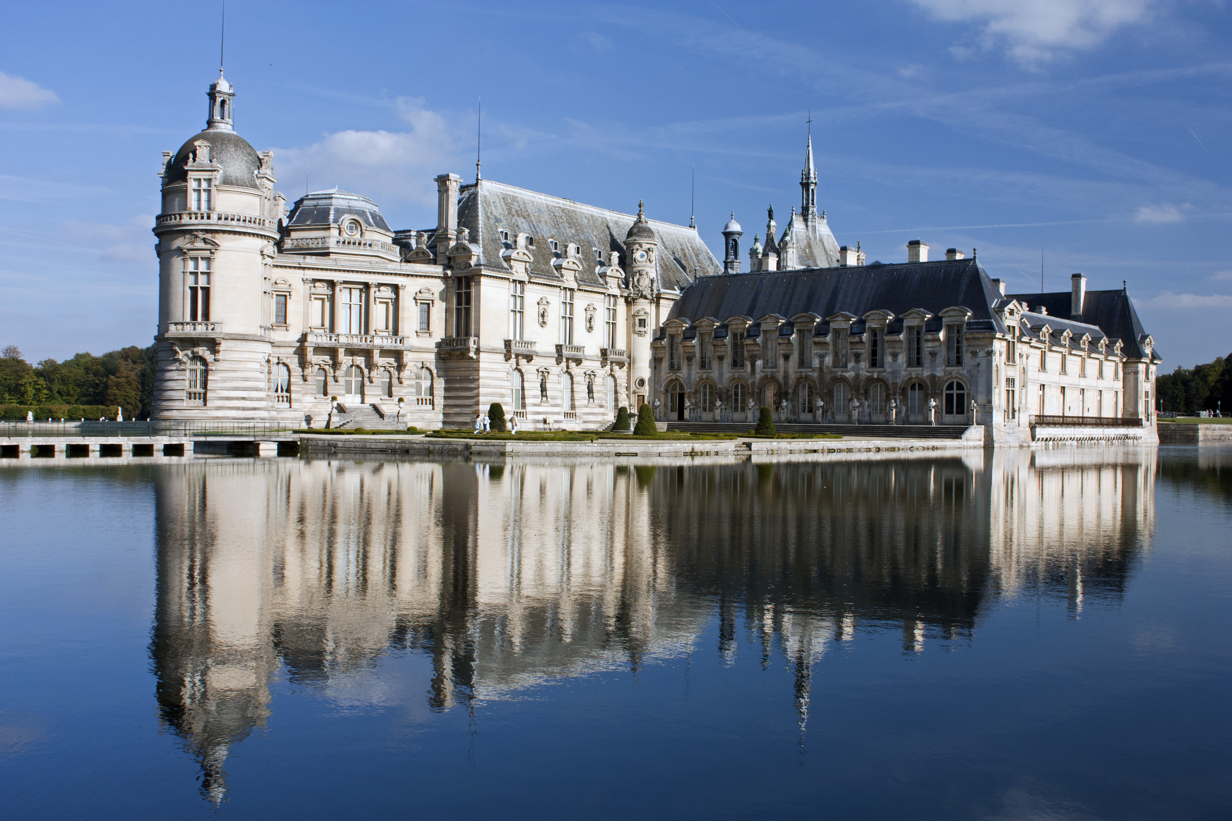 CASTLE CHANTILLY