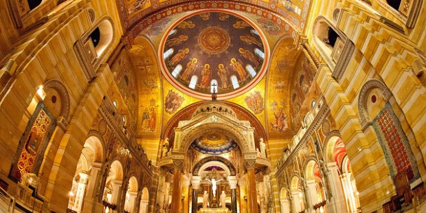 CATHEDRAL,BASILICA,ST. LOUIS