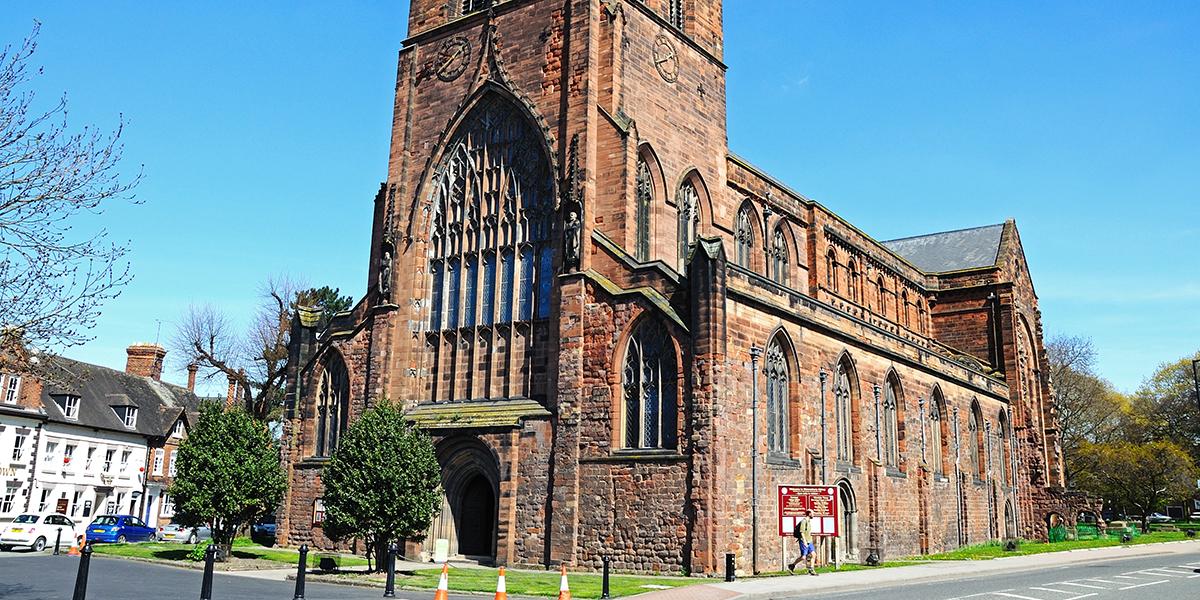 ABBEY CHURCH OF SAINT PETER AND SAINT PAUL
