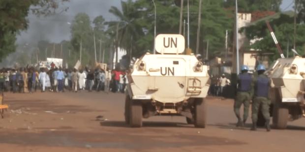 BANGUI VIOLENCE