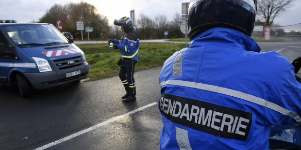 FRENCH GENDARMES