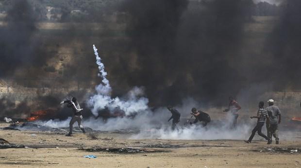 PALESTINE ISRAEL CONFLICT