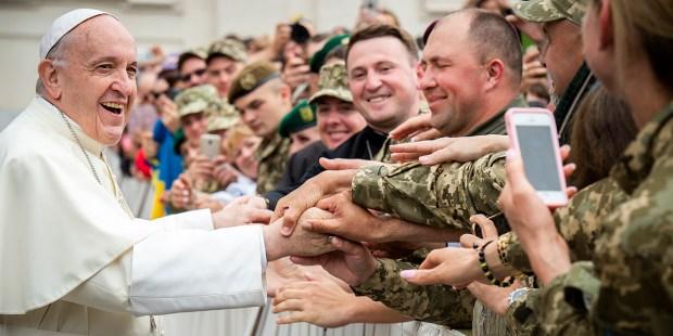 POPE FRANCIS,UKRAINE