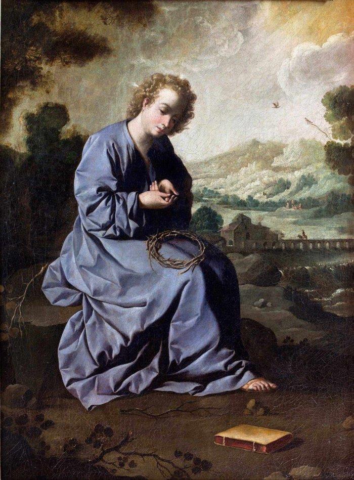 ZURBARAN JESUS