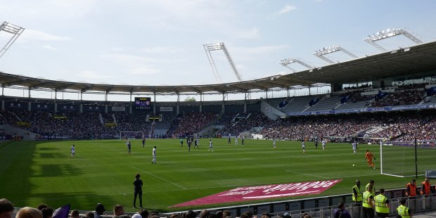Stadium Toulouse Ligue 1 Football
