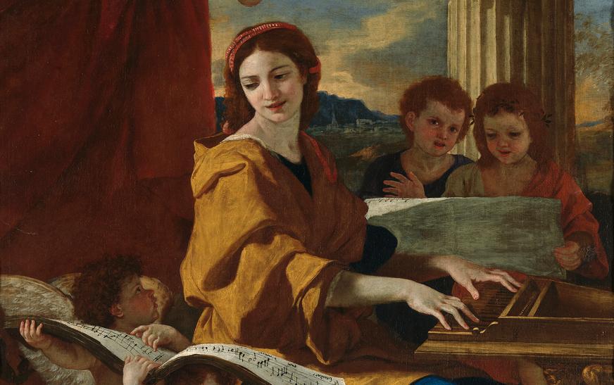 St Cecilia of Rome