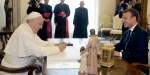 MACRON POPE