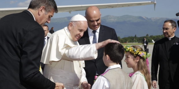 POPE SWISS