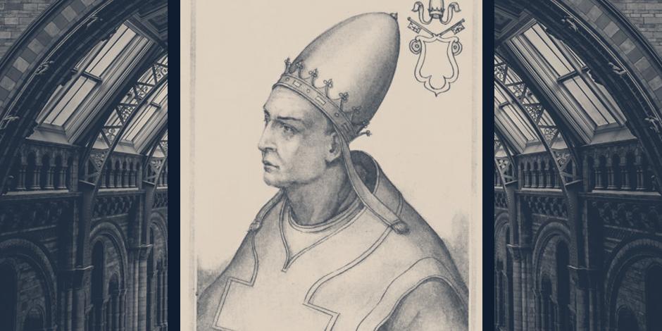 POPE BENEDICT XI