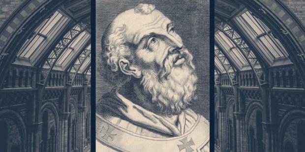 POPE SILVERIUS