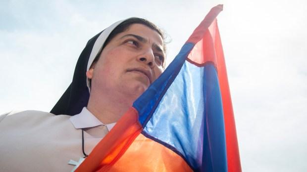 ARMENIAN CATHOLIC NUN