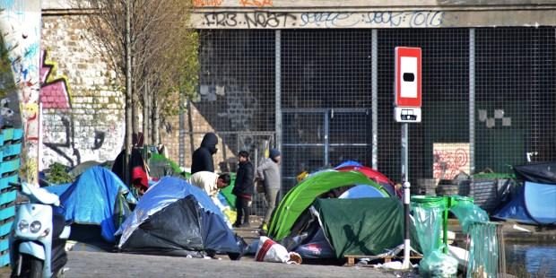 paris refugees