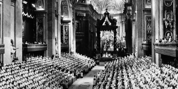 THE VATICAN II COUNCIL