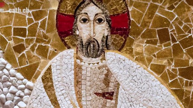 MOSAIC CHRIST