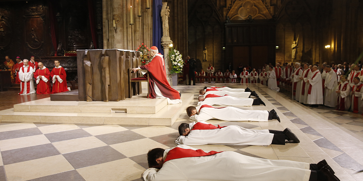 PRIESTLY ORDINATIONS