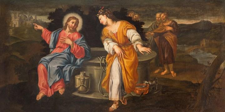 JESUS AND SAMARITANS