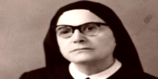 SISTER MARIA GARGANI
