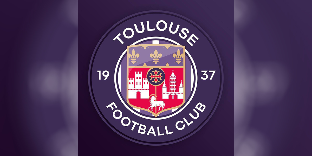 TOULOUSE FOOTBALL CLUB NEW LOGO