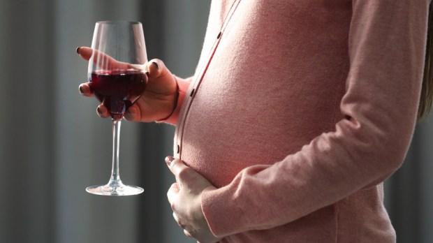 PREGNANT WINE