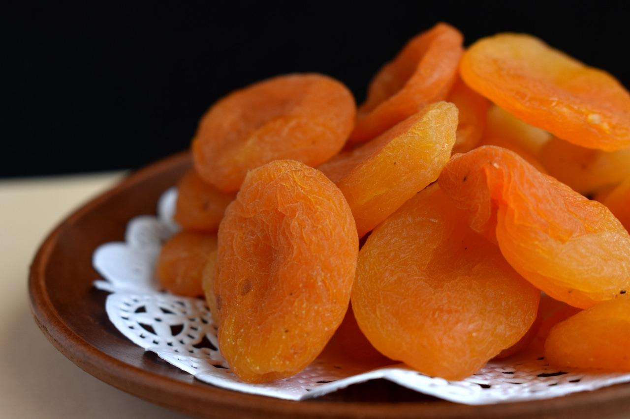 abricot, fruits