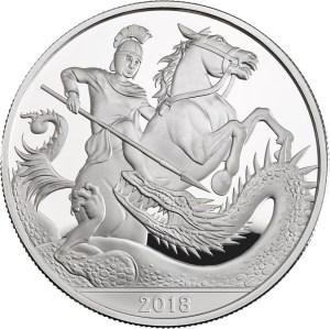 SAINT GEORGES COIN