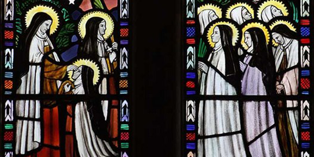 BLESSED CHARLOTTE OF THE RESURRECTION
