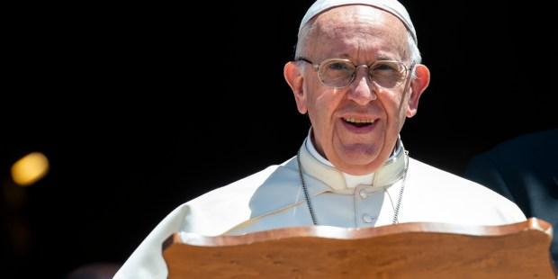 POPE FRANCIS VISIT BARI