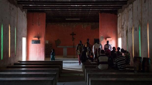 CENTRAL AFRICA CHURCH