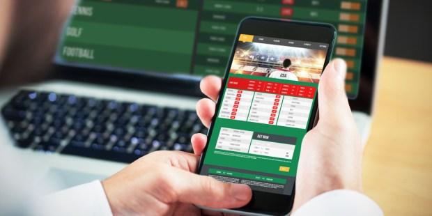 SMARTPHONE GAMBLING