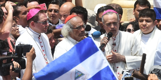 NICARAGUA,UNREST,CATHOLIC