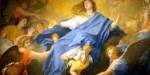 WNIEBOWZIĘCIE NAJŚWIĘTSZEJ MARYI PANNY W SZTUCE