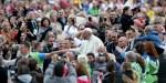 POPE FRANCIS,CROKE PARK STADIUM;MMWMOF
