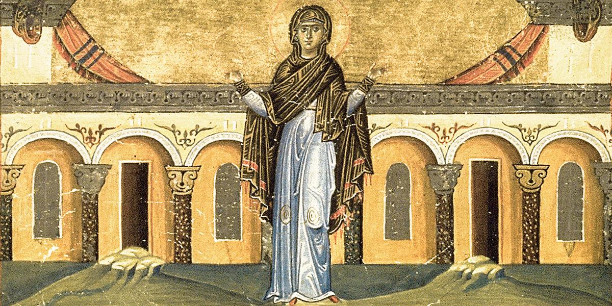 THEODORA OF ALEXANDRIA